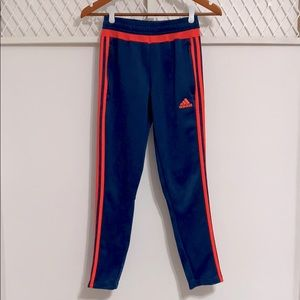 ADIDAS Climacool Tapered Track Pants Blue